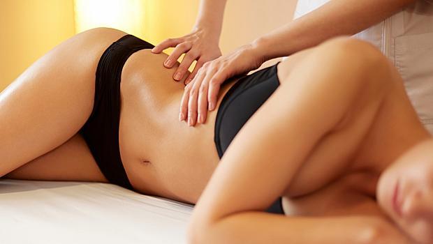 Как да отслабнете с помощта на масаж
