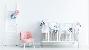 Идеи за бебешката стая