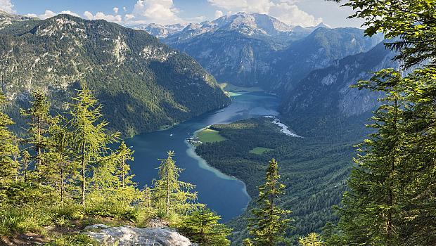 Кьонигзее – кралското езеро