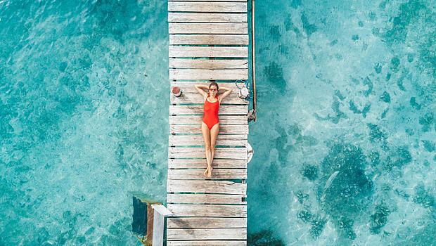 Как морето се грижи за кожата ни