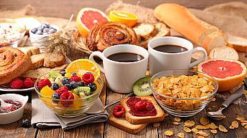 Какво не бива да ядем за закуска