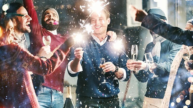 Къде да посрещнем Нова година с най-зрелищното фойерверк шоу?