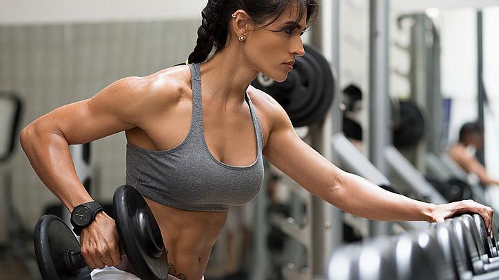 Четирите златни правила на тренировките с тежести