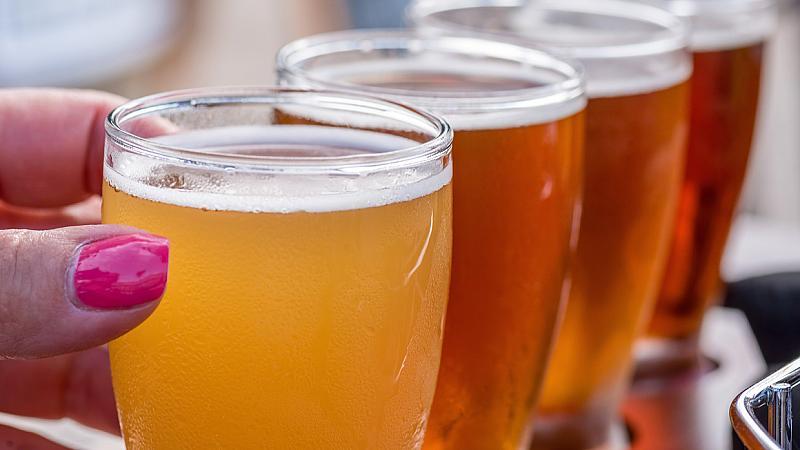 Какво има под пяната на бирата?
