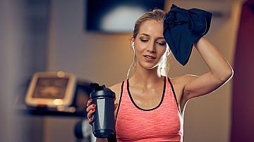 Кардио упражненията, които са по-ефективни от тичането на пътеката
