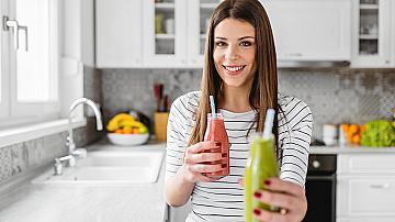 10 здравословни плодови смутита, които са лесни за приготвяне