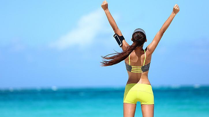 Как да тренираме, докато сме на почивка?