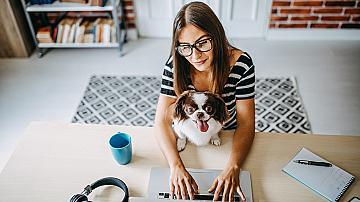 Как да работим от дома си ефективно и без напрежение