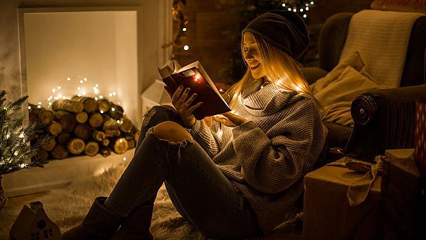 Коледните книги, които ще четем по време на празниците