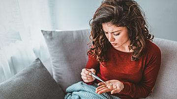 Коя температура е знак за болест и коя – за стрес?