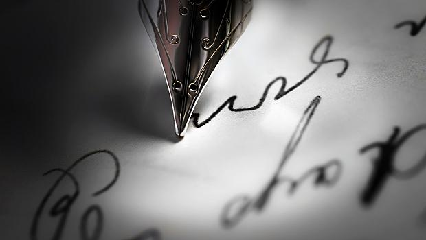 Особеностите на почерка издават чертите на характера