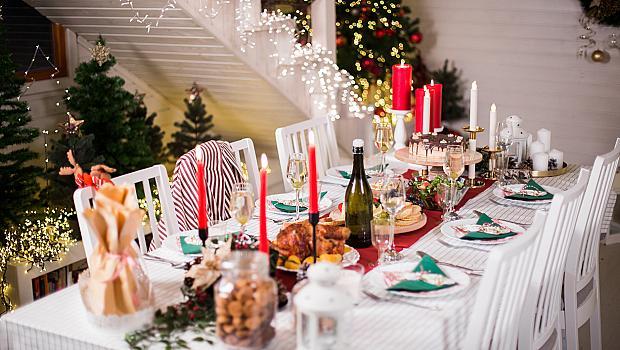 24 идеи за празнична декорация на масата