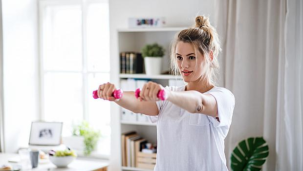 8 упражнения за горна част на тялото, които може да направите и у дома