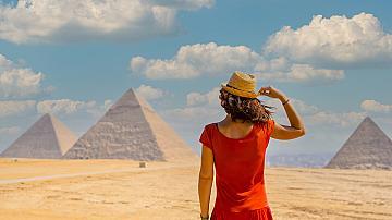 Кайро, столицата на Египет: Най-впечатляващите кадри, заснети там