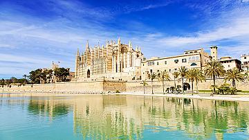 Романтично пътуване до Палма де Майорка в снимки