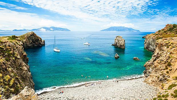 Тайните острови на Европа: Панарея, Еолийски острови, Италия