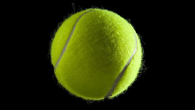 Свалете напрежението за секунди с помощта на топка за тенис
