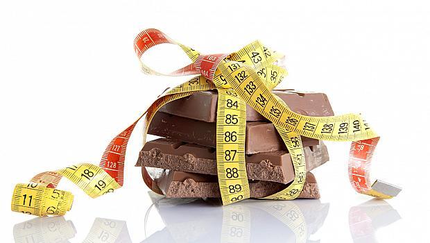 Как да отслабнем с шоколад?