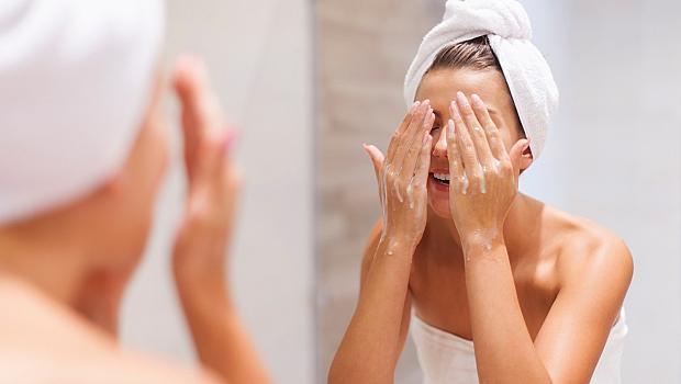 Миете ли лицето си правилно?