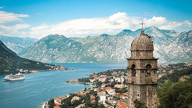 Черна гора - морската перла на балканите