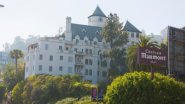 Хотели с история: Chateau Marmont в Лос Анджелис