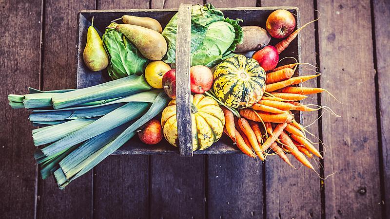 Плодове и зеленчуци, от които не напълняваме през зимата