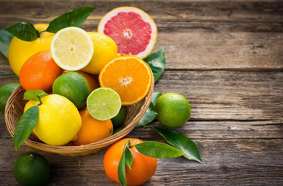 Цитрусови плодове