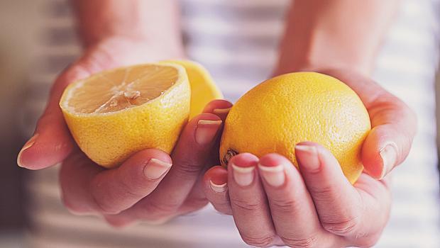 Силата на лимона