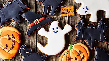 8 парти рецепти за Хелоуин