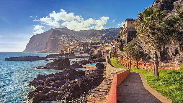 Мадейра - цветната градина на Португалия