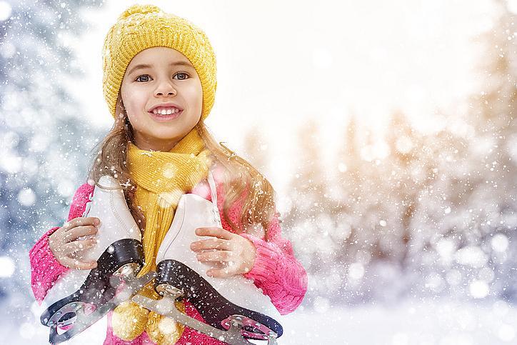 Фигурно пързаляне: развива двигателната култура и координацията на движенията. Подобрява се работата на сърдечносъдовата и дихателната система. Препоръчителна възраст за старт: 7-9 години.