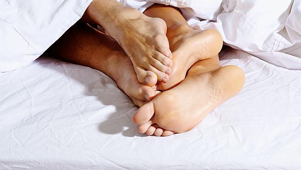 Студените крака са пречка за постигането на оргазъм