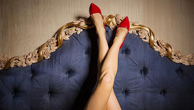 Обувките или секса?