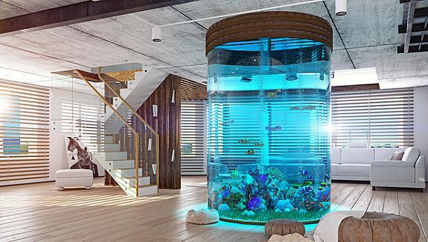 12 супер вдъхновяващи идеи за аквариум вкъщи