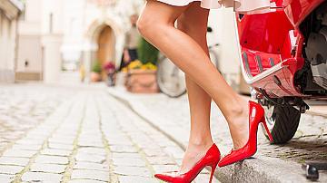 Кога да НЕ носим обувки на висок ток
