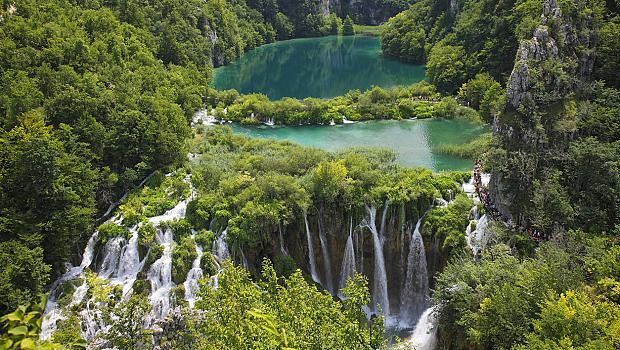 Плитвичките езера – парченце сюрреализъм от Хърватия