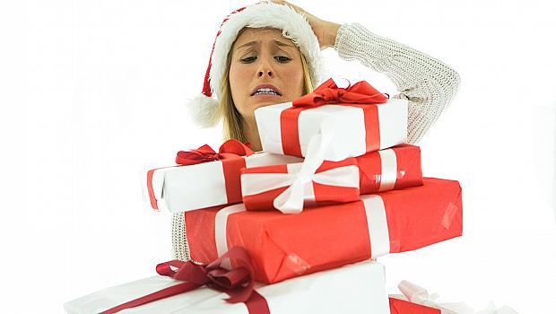 Получаването на над 7 подаръка наведнъж може да ни направи нещастни!