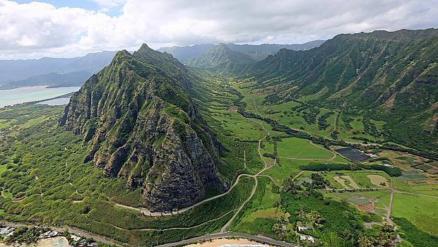 Ваканция в Хаваи, вдъхновена от големия екран