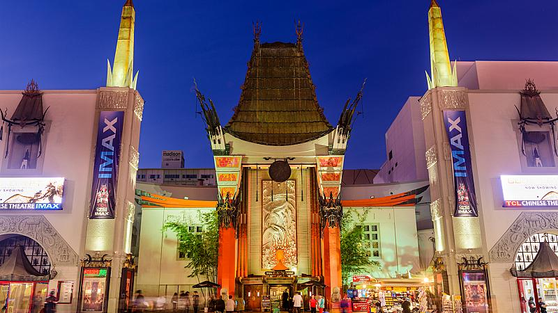 Лос Анджелис през погледа на Кристиан Пижов