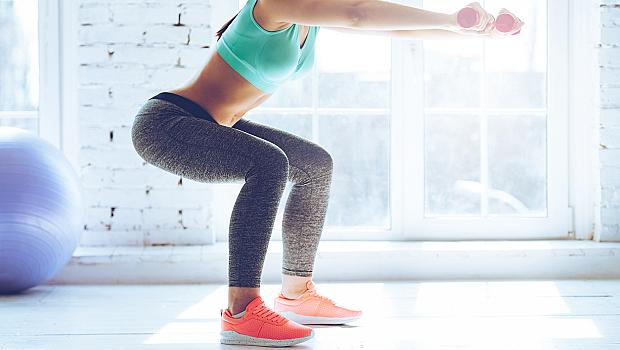 5 упражнения за стегнато дупе