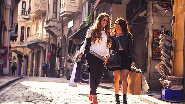 #GirlSquad дестинации в Европа: Истанбул