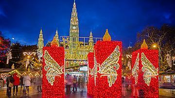 Коледна Виена