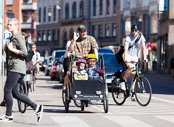 Копенхаген е най-добрият град в света за семейства с деца