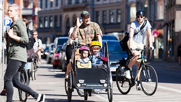 Копенхаген е най-добрият град в света за семействата с деца