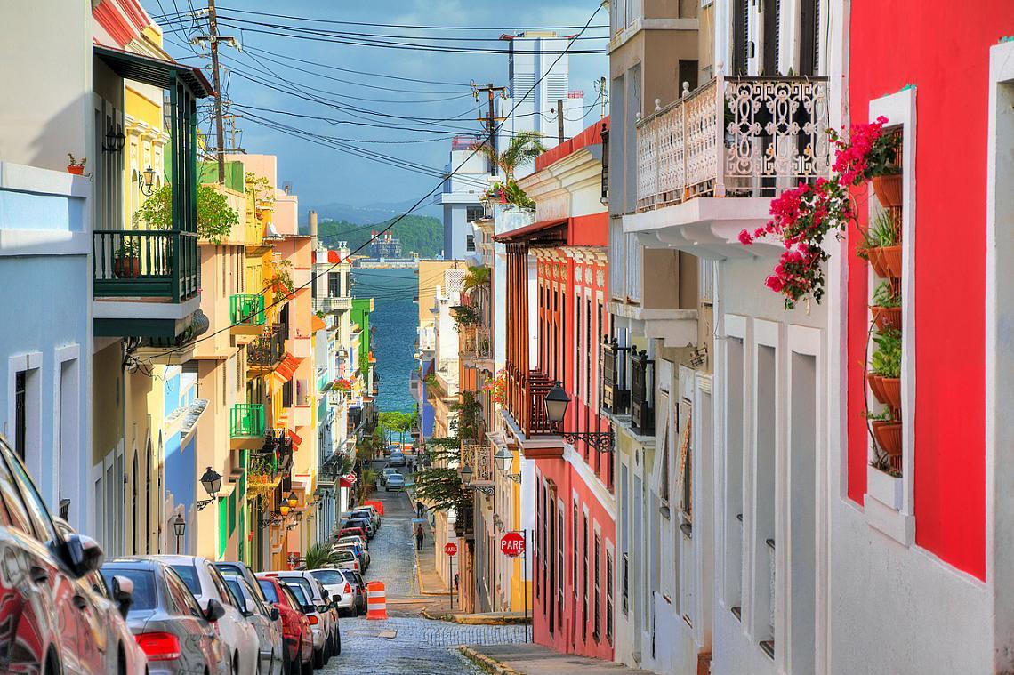 8. Сан Хуан, Пуерто Рико