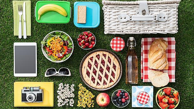 ELLE празнува... на пикник!