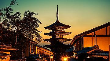 Романтиката на Киото