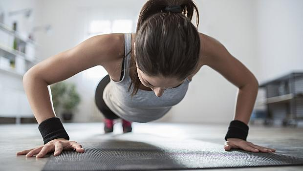 5 от най-ефективните упражнения за цяло тяло
