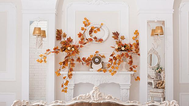 Листо, тиква, кестен: 21 идеи за есенна декорация у дома