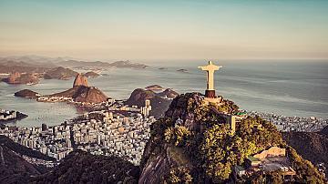 Онлайн полет до Рио де Жанейро: Гледките, които ще ви пленят